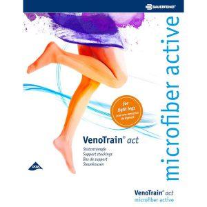 Steunkniekousen VenoTrain® Act Microfiber active 280 den women
