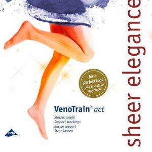 Steunpanty VenoTrain® Act Sheer elegance 140 denier