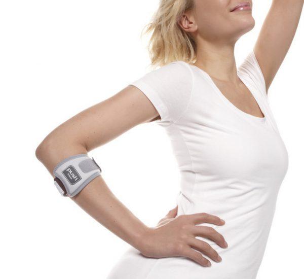 Push med elleboogbrace epi