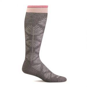 Steunkousen Sockwell Full Floral (Extra wijd) Dames